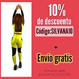 Cupón Silvana10